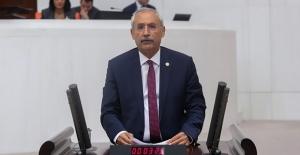 """""""Gaziantep'te Yağan Dolu Ve Zarar Gören Çiftçiler Meclis Gündeminde!"""""""