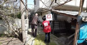 Kızılay İlk 30 Bin Gıda Kolisini İhtiyaç Sahiplerine Ulaştırdı
