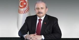 TBMM Başkanı Şentop'tan Emniyet Genel Müdürü Aktaş'a Kutlama Mesajı