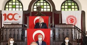 TBMM'nin Açılışının 100. Yıl Dönümü Dolayısıyla Birinci Meclis'te Tören Düzenlendi