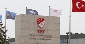 """TFF: """"Liglerimiz En Erken Haziran Ayı Başında Oynanabilecektir"""""""