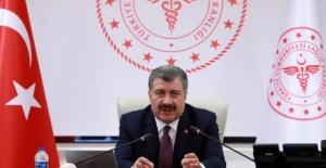 Türkiye'de Koronavirüs'ten Hayatını Kaybedenlerin Sayısı 501'e Yükseldi