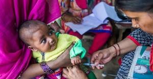 UNICEF: COVID-19 Salgınının, Küresel Bağışıklama Hizmetlerini Kesintiye Uğratmasından Önce Bile 13 Milyonu Aşkın Çocuğa Hiç Aşı Yapılmamıştı