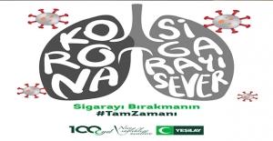 Yeşilay: Sigara Kullanımı Koronavirüs Riskini 14 Kat Artırıyor