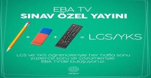 """Bakan Selçuk: LGS Ve YKS Hazırlığı Yapan Öğrencilerimiz İçin TRT EBA TV'de Hafta Sonları """"Sınav Özel Yayını"""" Hazırladık"""