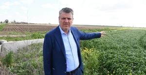 """CHP'li Barut: """"TARSİM'le İlgili Sorunlar Tespit Edilip Çözüm Üretilsin"""""""