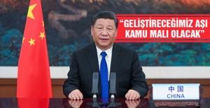 Çin Liderinden Dünyaya 2 Milyar Dolarlık Destek