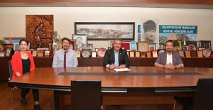Çukurova Belediyesi İle Özel Adana Doğa Koleji Arasında Eğitimde İndirim Protokolü