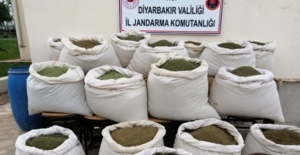 Diyarbakır'da 810 Kg Uyuşturucu Madde Ele Geçirildi