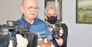 Duayen Avukata Başkan Çetin'den Sürpriz