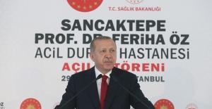 """""""Dünyada Pek Çok Ülkede Sağlık Sisteminin Çöktüğü Bir Dönemde, Türkiye Yeni İmkânlar Üreterek Farklı Bir Konuma Geldi"""""""
