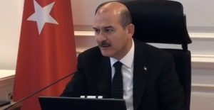 İçişleri Bakanı Soylu'dan 'Dink Vakfı' Açıklaması: Tehdit Maili Atan Provokatör Hemen Yakalandı