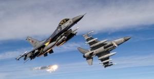 Irak'ın Kuzeyindeki Asos Bölgesine Düzenlenen Hava Harekatında 5 Terörist Etkisiz Hale Getirildi