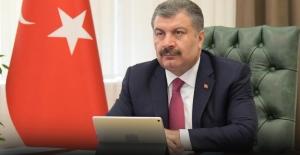 """Sağlık Bakanı Koca: """"Yeni Vaka Sayımızda Beklenen Düzeyde Bir Düşüş Gerçekleşti"""""""