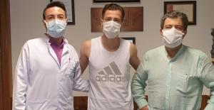 Sivassporlu Hakan Arslan Ameliyat Oldu
