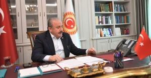 TBMM Başkanı Şentop, Kazakistan Meclis Başkanı Ve Senato Başkanı İle Görüştü