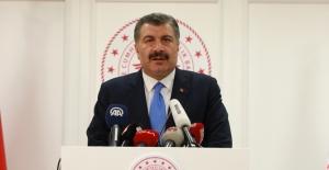 Türkiye'de Koronavirüs'ten Hayatını Kaybedenlerin Sayısı 4.369'a Yükseldi