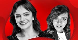 """Ünlü Sanatçılar Didem Balçın Ve Selen Uçer """"Red'le Evdeyiz""""de Hayranlarıyla Buluştu"""