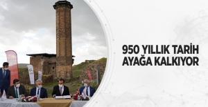 950 Yıllık Tarih Ayağa Kalkıyor