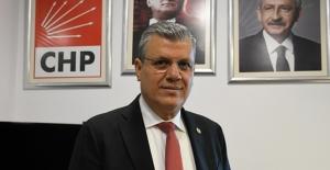 """CHP'li Barut: """"Atatürk'ün Mirasını Talan Ettirmeyeceğiz"""""""