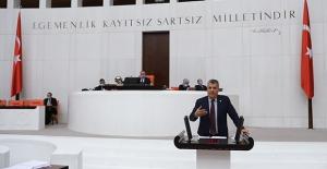 """CHP'li Barut: """"Yandaşın Çarkı Dönüyor, Yurttaşın Ocağı Sönüyor"""""""