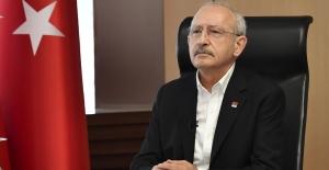 CHP Lideri Kılıçdaroğlu'ndan, Şehit Piyade Teğmen Yunus Gül İçin Başsağlığı Mesajı