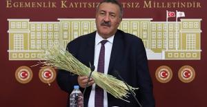 """CHP'li Gürer: """"Tarım Arazisi Dağıtıma Rağmen Neden Azaldı?"""""""