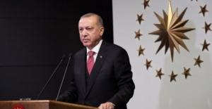 Cumhurbaşkanı Erdoğan'dan Jandarma Genel Komutanlığı'nın Kuruluş Yıl Dönümü Mesajı