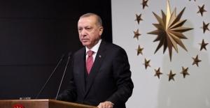 Cumhurbaşkanı Erdoğan'dan Şehit Polis Memuru Erman Özcan'ın Ailesine Taziye Mesajı