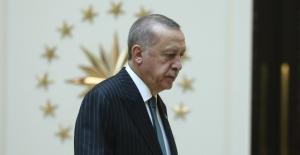Cumhurbaşkanı Erdoğan'dan Şehit Polisin Ailesine Taziye Mesajı