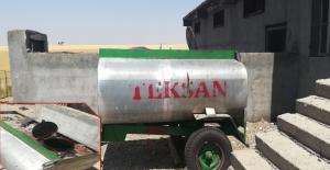 Diyarbakır'ın Sur İlçesinde 'Ham Petrol' Operasyonu