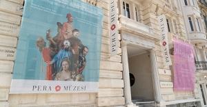 Pera Müzesi ve İstanbul Araştırmaları Enstitüsü Yeniden Ziyarete Açılıyor