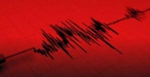 Van'da 5,4 Şiddetinde Deprem Meydana Geldi