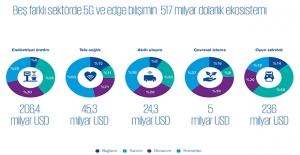 5G İle 500 Milyar Doları Aşacak Beş Sektör