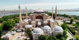 Ayasofya Camii'de İlk Namaz Tarihi Belli Oldu