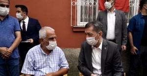 Bakan Selçuk'dan Lisedeki Patlamada Yaşamını Yitiren Kimya Öğretmeni Şahin'in Ailesine Taziye Ziyareti