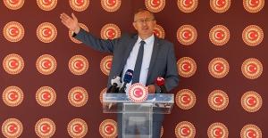 """CHP'li Sertel: """"FETÖ'nün Para Babaları Korunuyor, Garibanlar Ceza Alıyor"""""""