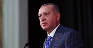 Cumhurbaşkanı Erdoğan'dan Şehit Ethem Demirci'nin Ailesine Başsağlığı Mesajı