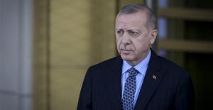 Cumhurbaşkanı Erdoğan'dan Şehit Polis Gökteke'nin Ailesine Başsağlığı Mesajı