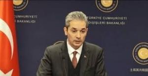 Dışişleri'nden AB'nin 'Seyahat Kısıtlama' Kararına Tepki