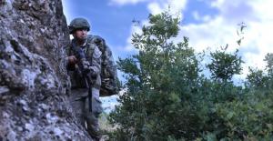 Irak'ın Kuzeyinden Kaçan 4 Terörist Silopi'de Teslim Oldu
