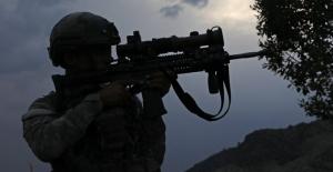 Irak Kuzeyi Avaşin'de1 Terörist Etkisiz Hale Getirildi
