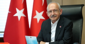 Kılıçdaroğlu'ndan Şampiyon Hatayspor'a Kutlama Mesajı