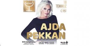 Süperstar Bodrum'da İlk Konserini Verecek