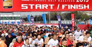 Vodafone 15. İstanbul Yarı Maratonu 20 Eylül'de Koşulacak