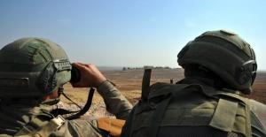 Zeytin Dalı Bölgesinde 6 Terörist Gözaltına Alındı