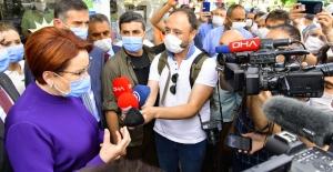"""Akşener, """"Erdoğan, Ortağı İle İlgilensin"""""""