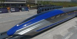 """Çin Saatte 600 Kilometre Hıza Ulaşabilecek """"Maglev"""" Tren Geliştirmeyi Öngörüyor"""