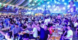 Çin'in 'OktorberFest'i, Almanya'yı Geride Bırakmaya Hazırlanıyor