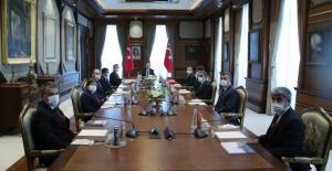 Cumhurbaşkanı Erdoğan, Anadolu Ajansı Yönetim Kurulu Üyelerini Kabul Etti
